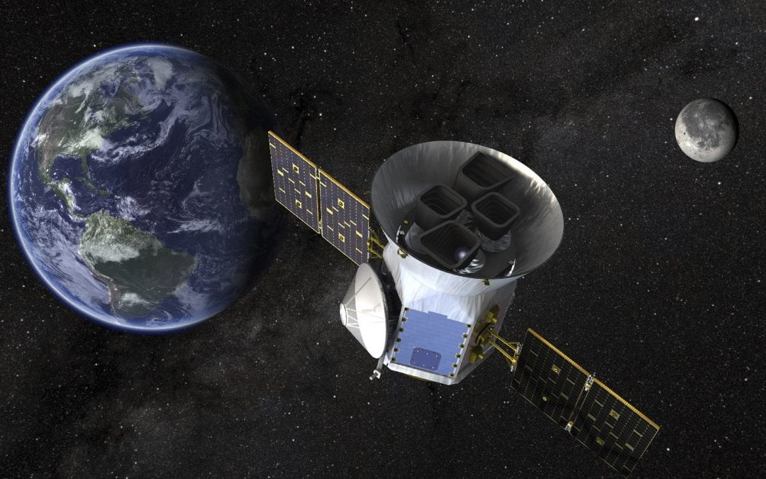 Staffetta tra Kepler e Tess
