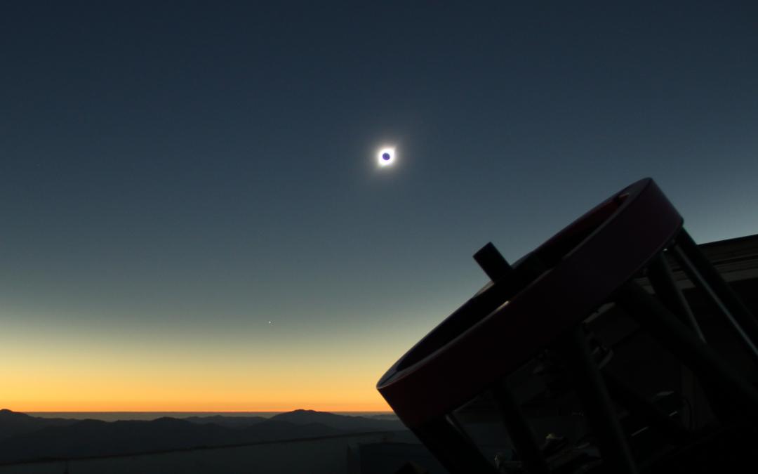 L'eclisse vista dal d'REM Team