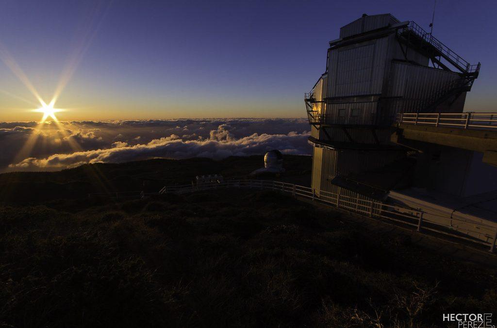 Lavorare in Osservatorio al tempo del COVID