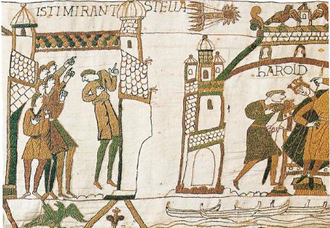 Scena 32 dell'Arazzo di Bayeux